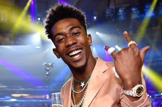 "Desiigner Slows It Down On New Song ""Toot!""Stream: http://bit.ly/2DCro0H"