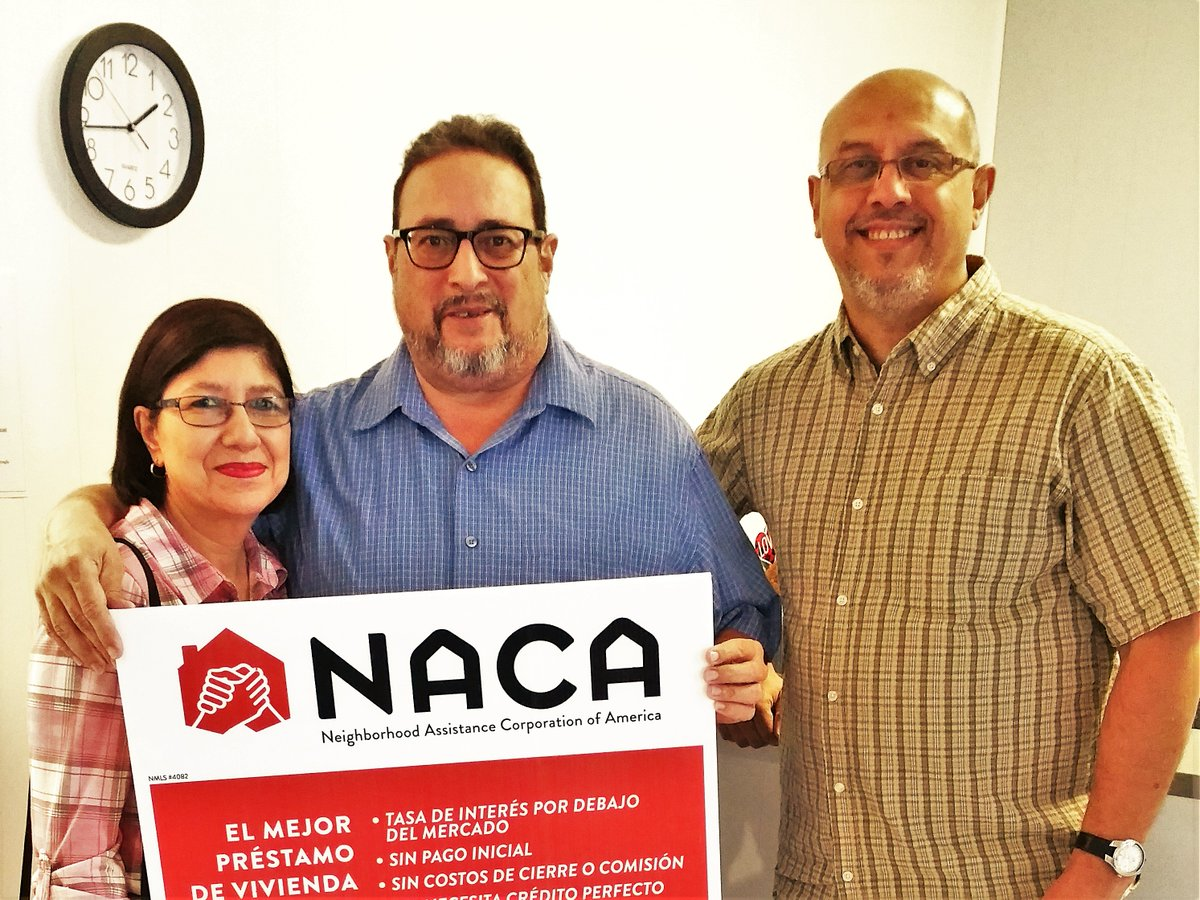 "The Amaya family are #Orlando homeowners! ""We really learned alot about the process, and how to manage our credit. We will be finally paying for something that will be our own and will also be a legacy to our children."" 4.125% APR #AmericanDream #NACAPurchase #AchieveTheDreamNACA"
