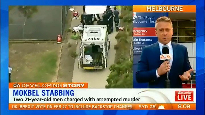 7 News Melbourne's photo on tony mokbel