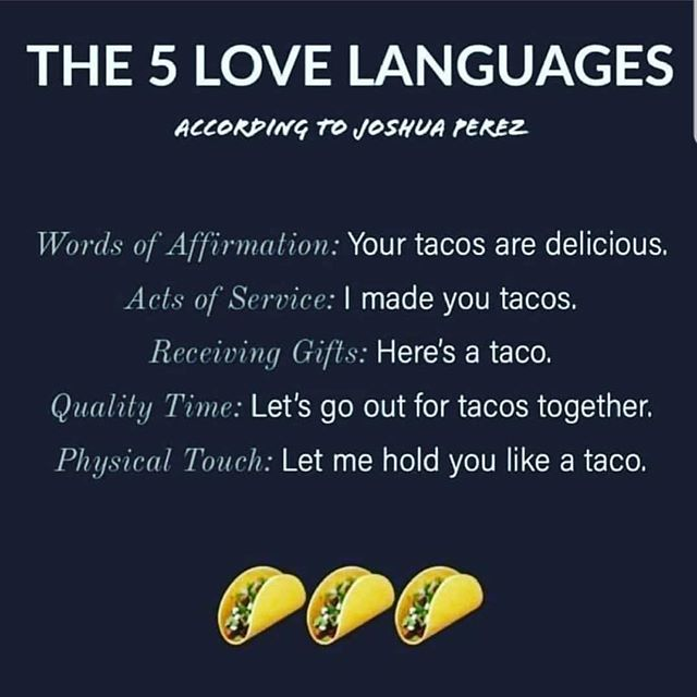 Taco Tuesday. #tacotuesday #affirmation #service gifts #time #touch<br>http://pic.twitter.com/8DUg92bjuO