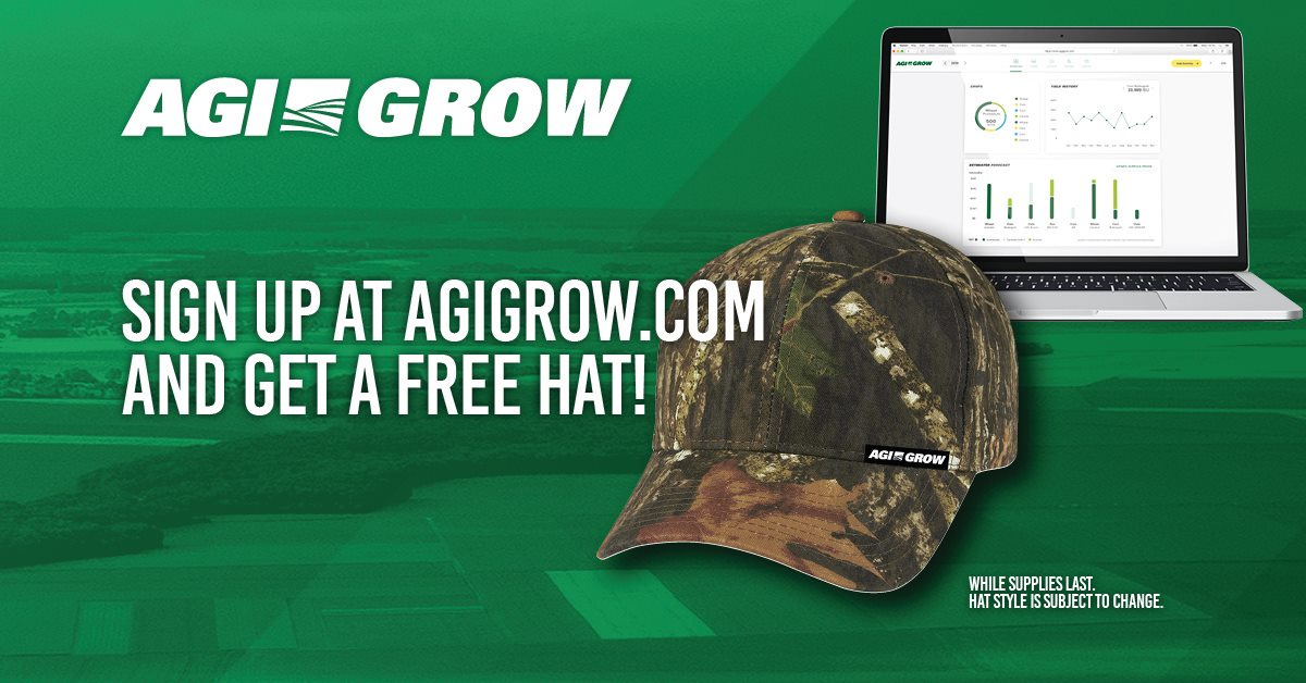 Plan your season, track tasks, stay organized w/ free to use new AGIGrow web app. Designed w/ today's producer in mind, Grow app covers everything from Seed to Sale in robust web application. The more you know about your crops, the less you have to think about them @AgGrowthIntl