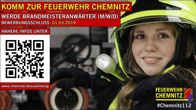 Feuerwehr Chemnitz's photo on #112live