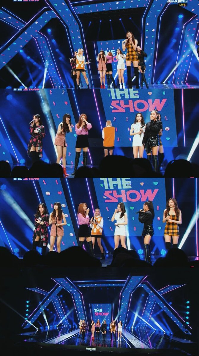 🐷🐽's photo on #clc1stwin