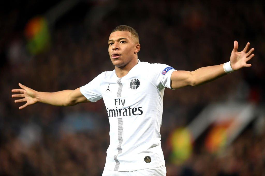 👑 Kylian Mbappe 2018/19 stats:  28 Matches  23 Goals 14 Assist