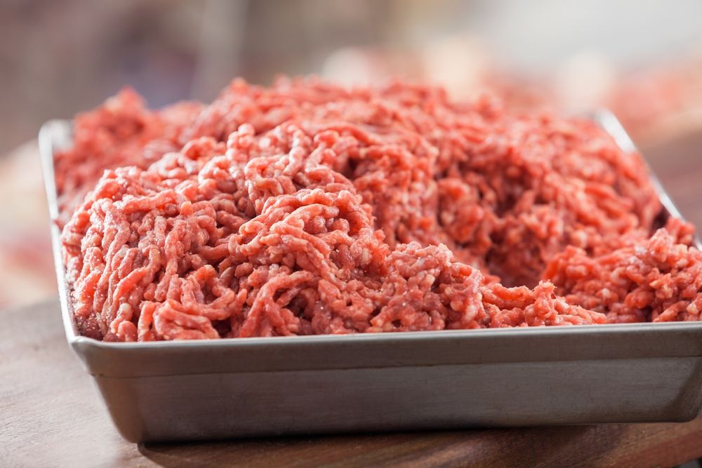 USDA says filler once known as 'pink slime' can be labeled ground beef. http://bit.ly/2WXAfTU