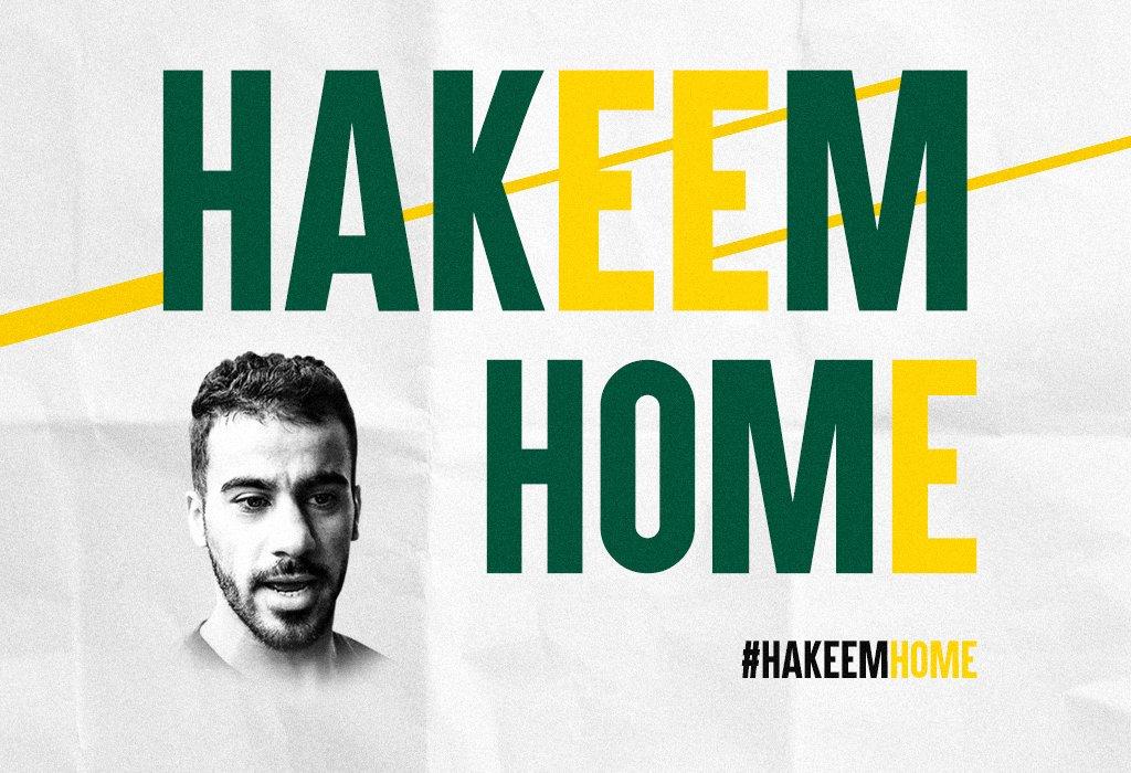 RKO's photo on #HakeemHome
