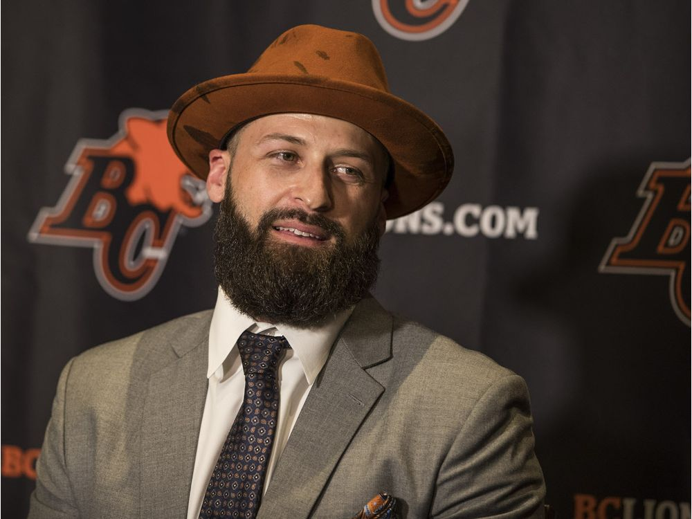CFL Headlines's photo on mike reilly