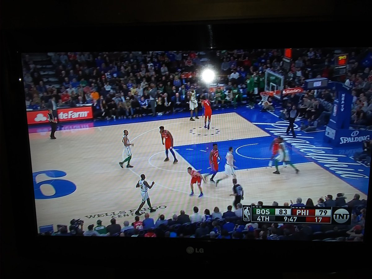 Still get 2 watch some #nba hoops 🏀right after watching #SDLive being able 2 catch the 4th quarter of #celticsvssixers #NBAonTNT – at Disney's Saratoga Springs Resort & Spa