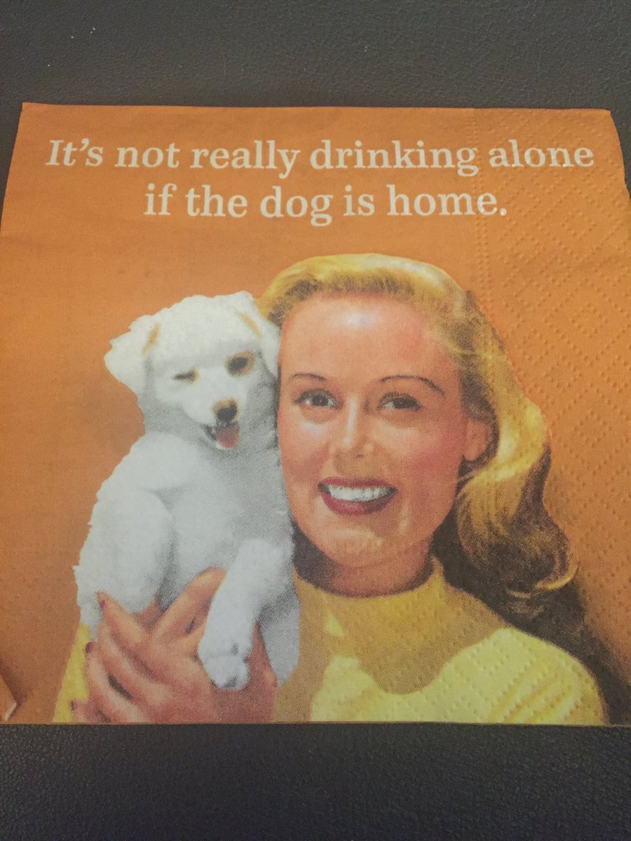 Your BFF gives you these cocktail napkins. #SignsYouAreSingle <br>http://pic.twitter.com/jnNTs2lfww