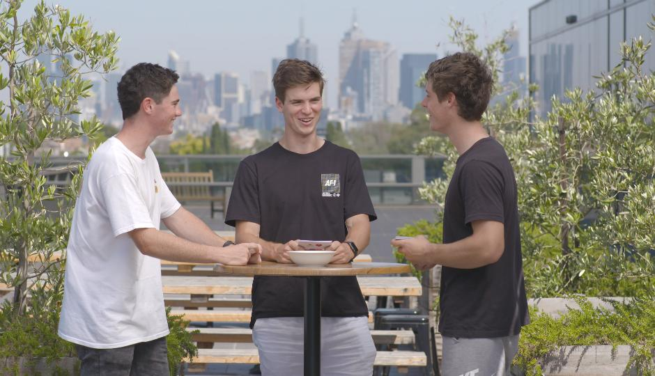 Diet, life as an AFL player, the funniest teammate at @CarltonFC and the best sledge he has received. WATCH: aflplayers.com.au/article/potent… No topic was off limits when aspiring draftees quizzed @DowPaddy.