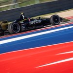 Great first day of driving @COTA ! More to come tomorrow 🏎💯 @IndyCar @SPMIndyCar @ArrowGlobal #ME7 #HappyDays