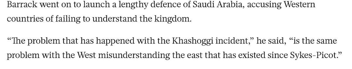 More Barrack, this is pretty incredible https://gulfnews.com/business/trump-backer-tom-barrack-defends-saudi-arabia-1.62027403…