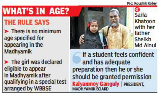 Homeschooled 12-yr-old wonder girl writes her Class-X examination http://toi.in/yQzP3Y/a24gk via @TOICitiesNews