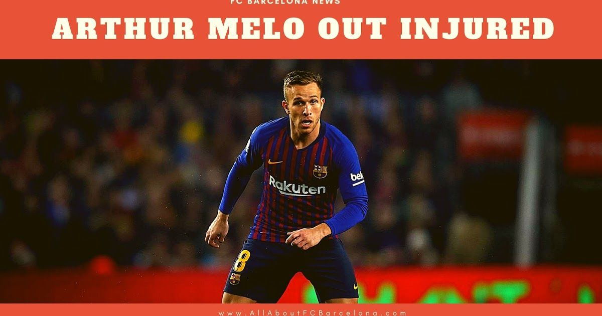 Arthur Out for 4 Weeks, Complicating Barcelona's February Schedule https://buff.ly/2Smr7JJ  #AllAboutFCB #arthurmelo #FCBarcelona #Barca