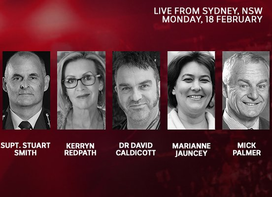 Register to be in the audience for the #QandA on Drugs special before Friday: https://t.co/hdvdP5XcUy