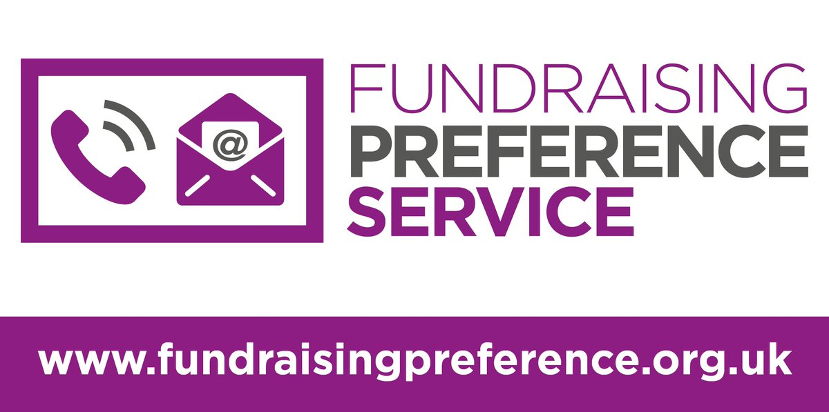 From 1 March 2019, if someone uses the Fundraising Preference Service to stop communication from your charity, you'll have 21 days (instead of 28 days) to action their request. Find out more: https://bit.ly/2MZzmFJ