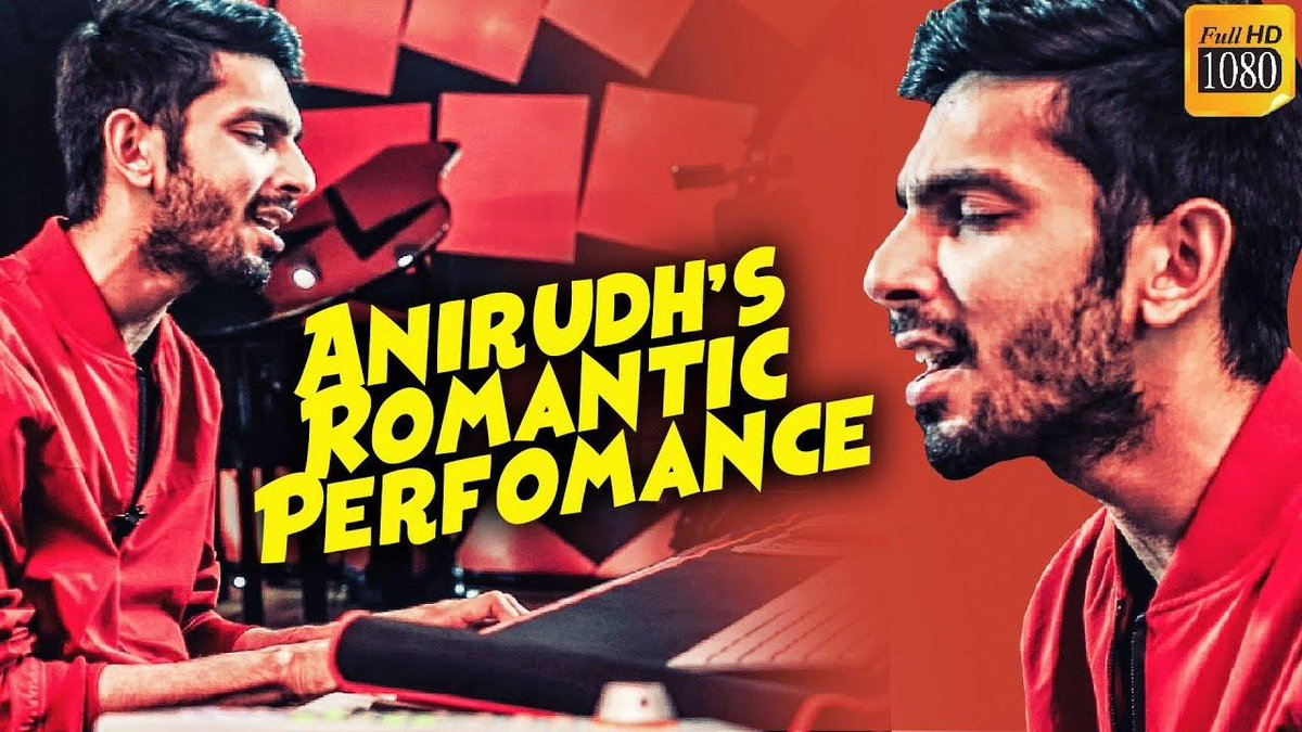 #Anirudh's LIVE Romantic Performance - Fall in Love Again!! FULL VIDEO LINK: https://youtu.be/I-NpsDVHelQ   #ValentinesDay #ValentinesDay2019 #LoversdayOnFeb14 #loversday