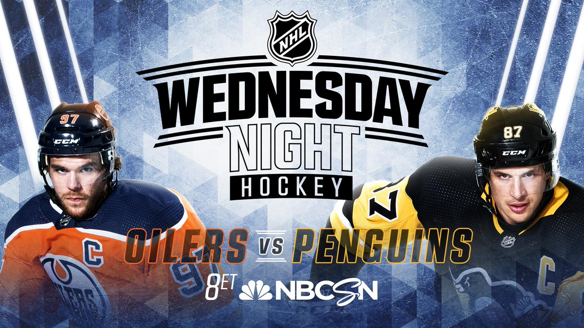 NHL on NBC's photo on Crosby