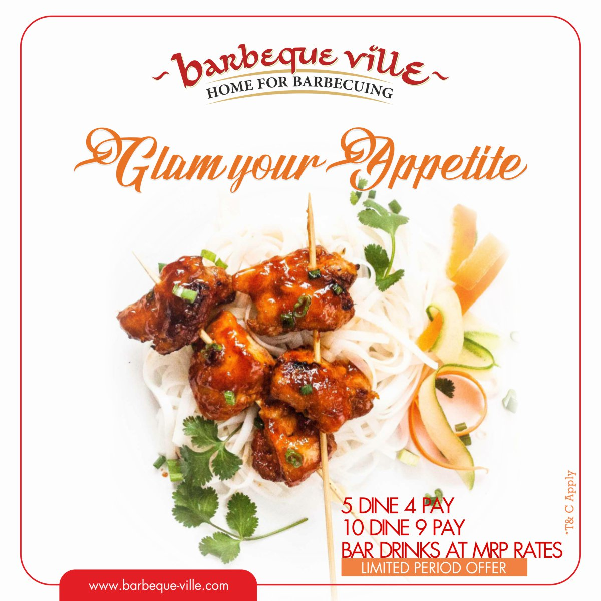 Barbequeville Kalyaninagarpune On Twitter Where Quality Grilled