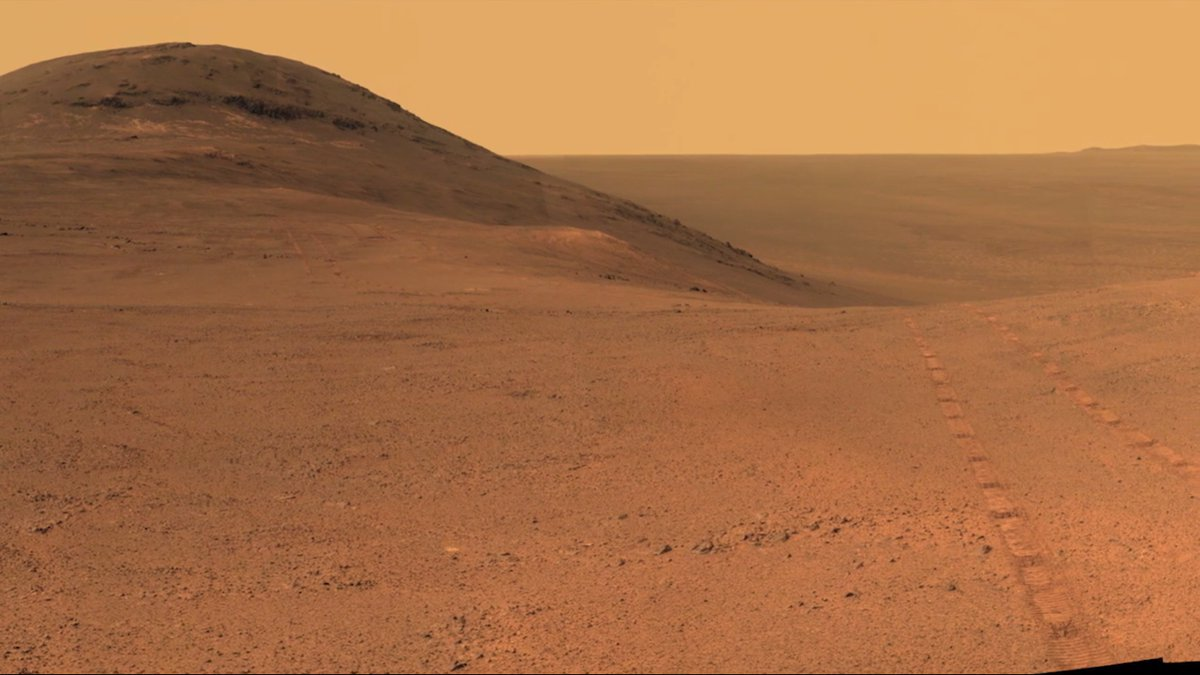 NASA declares Mars rover Opportunity dead after 15 years on the red planet