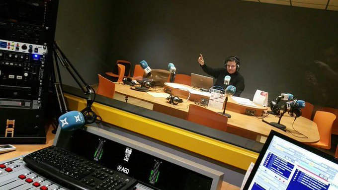 #DiaMundialDeLaRadio Foto