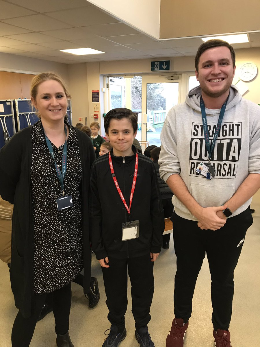 Warren Wood Academy On Twitter We Are Delighted To Have Connor In Year 10 From Greenacreacad On Work Experience Placement Futureteacher