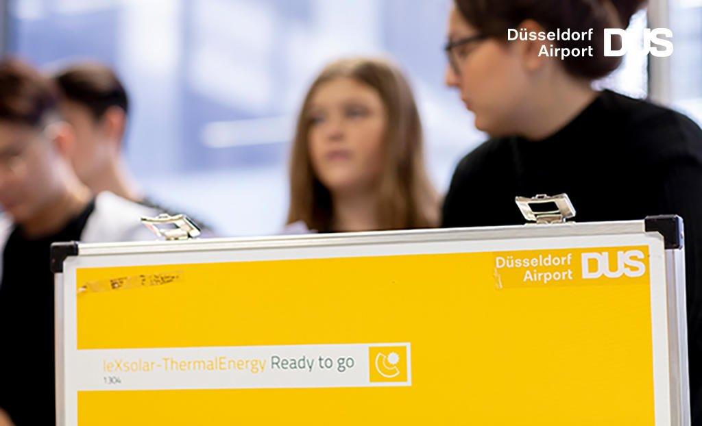 Dusseldorf Airport Dusairport Twitter