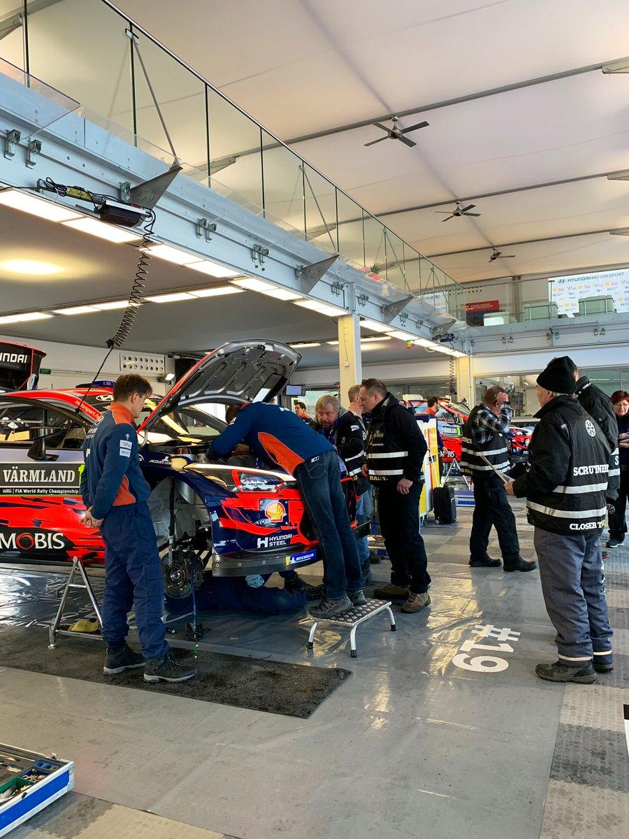 WRC: 67º Rallye Sweden [14-17 Febrero] - Página 2 DzRadgZWsAAFZZi