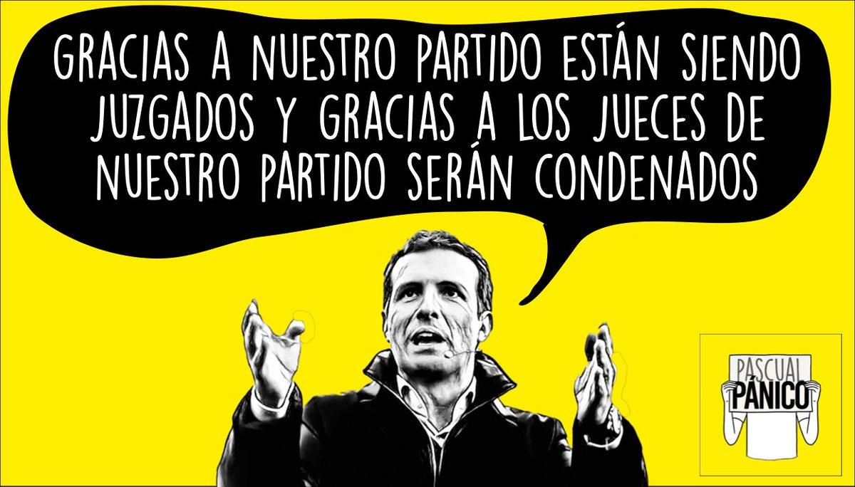 Pascual Pánico 🎗's photo on #JuicioProces
