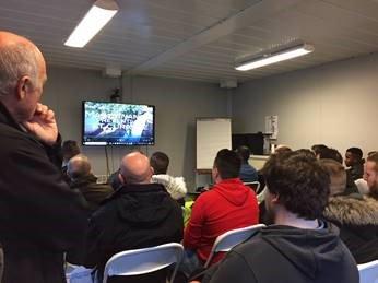 Journée #jobdating jeudi dernier chez @Altifort-GLI sur le site de Civray.  + de 30 personnes rencontrées pour des postes de :  Chaudronnier, Opérateur soudeur…