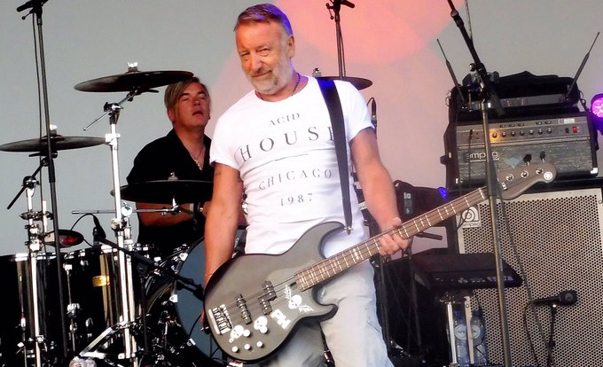 Peter Hook & The Light - Love Will Tear Us Apart   via Happy Birthday Peter Hook