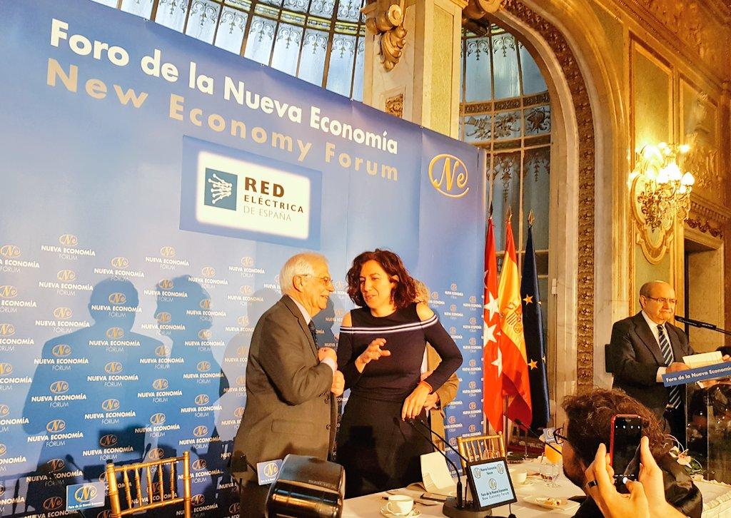 Josep Borrell Fontelles's photo on Labor