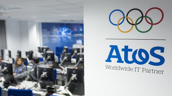 #OlympicGames: A year ago, we delivered all critical #IT systems 100% in the #Cloud...