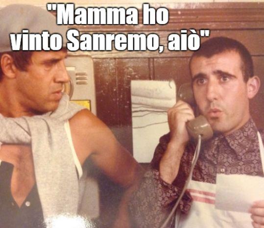 AndreO's photo on #mahmood4eurovision