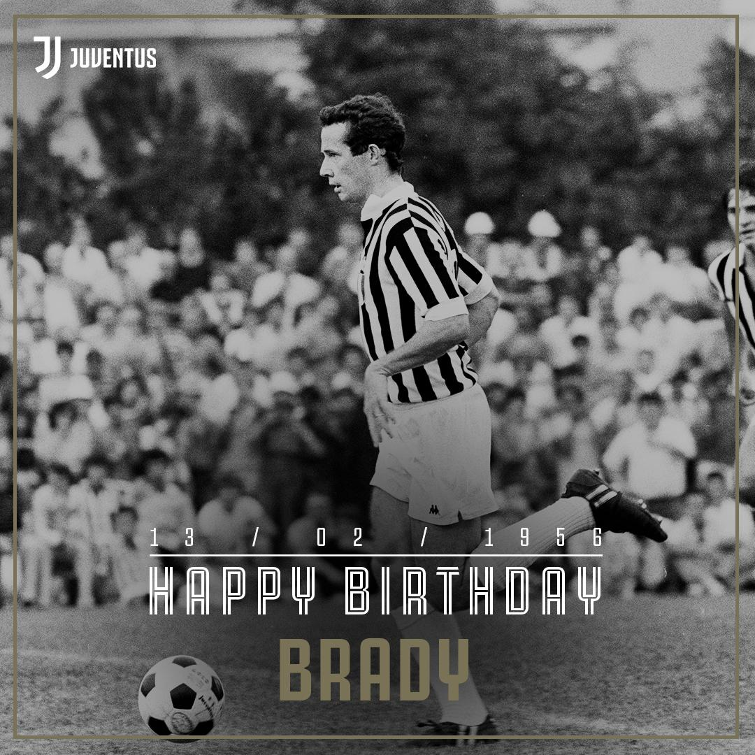 Two Scudetto wins along with an iconic Bianconeri moment      Happy birthday today to Liam Brady!