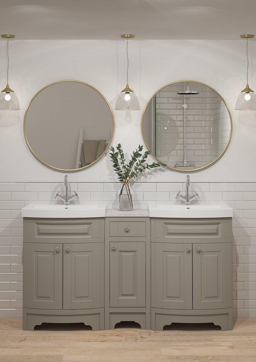 "Atlanta Bathrooms on Twitter: ""Our classic bathroom furniture"