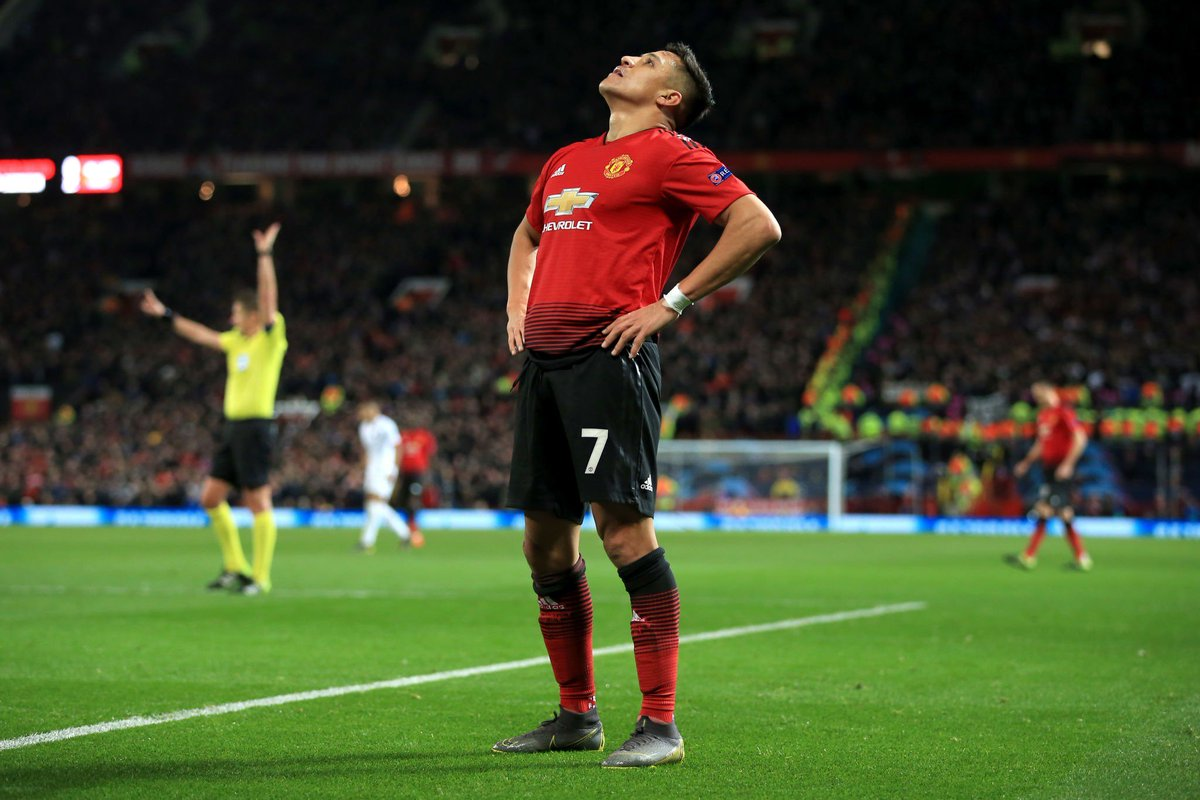 He has cut his hair before, no way.  Maybe he should dye his hair red, try tucking out his jersey or keeping a beard..... #Alexis needs to try everything to rediscover his magic!!  #MUFC #MUNPSG #UCL #ValentinesDay #wednesdaythoughts #NigeriaDecides2019 #BringBackAlexis