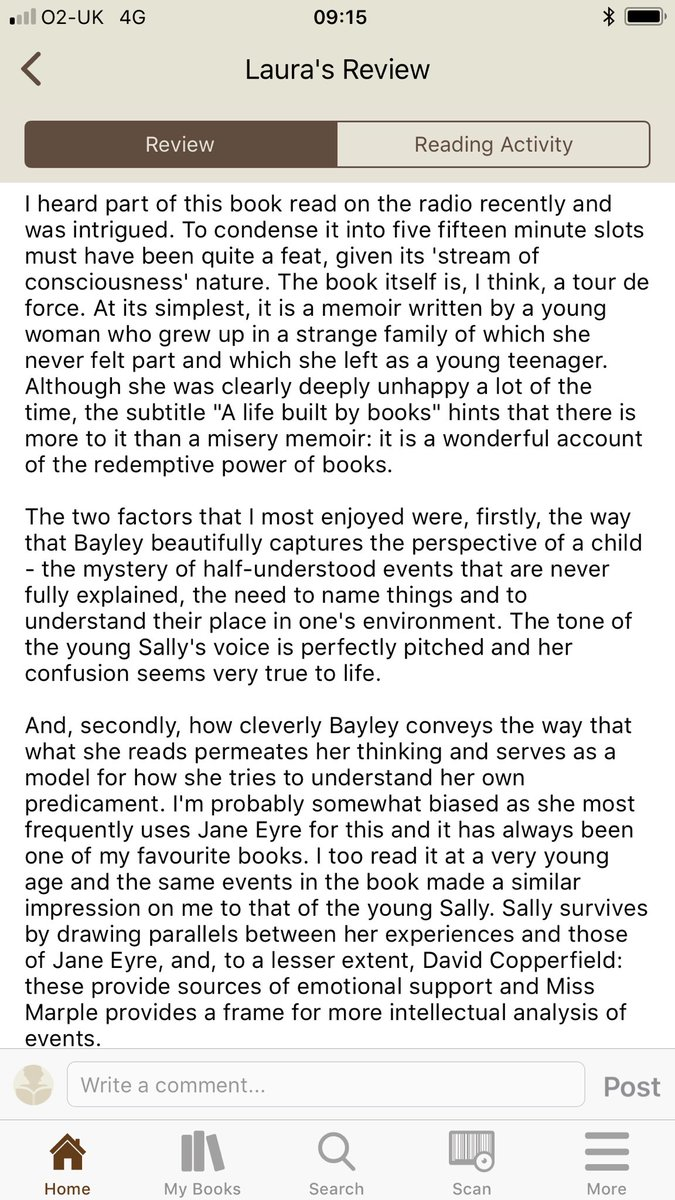 A thoughtful review of Girl with Dove - now out in paperback ⁦@WmCollinsBooks⁩ ⁦@ReLitUK⁩ ⁦@ArabellaPike⁩