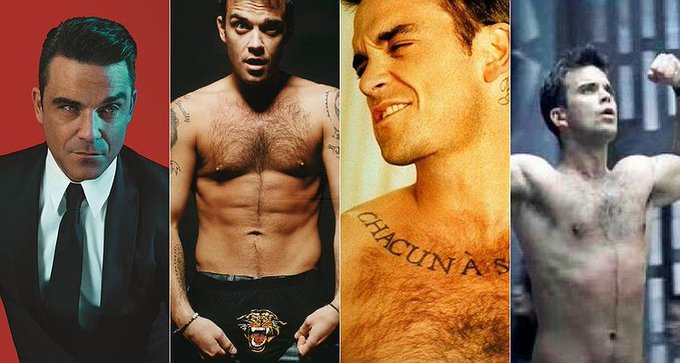 Happy 45th birthday The \Rock DJ\ singer\s hottest ever moments:
