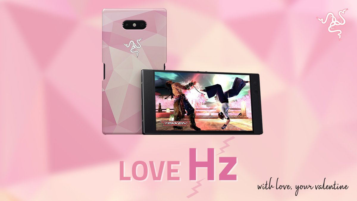 This Valentine's Day, share with us the moment you fell in love with gamingandscore the Razer Phone 2 and Quartz Light Case for you and your special someone  To enter:  Follow us Reply and Tag a loved one Retweet this post  Winners will be announced Feb 21, 23:59 PST <br>http://pic.twitter.com/7xVcxVelgR