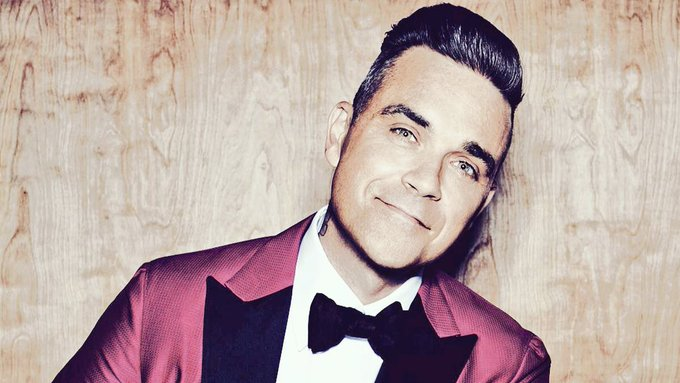 HAPPY BIRTHDAY TO ROBBIE WILLIAMS