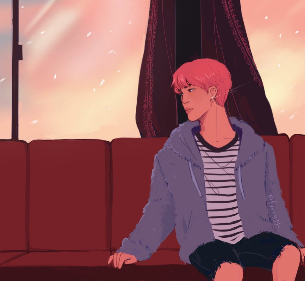 """""""You know it all, you're my best friend, the sun will rise again. No darkness, no season, can last forever.""""   #SpringDay2years #TimelessSpringDay #JIMIN<br>http://pic.twitter.com/TFv6pJwwJl"""