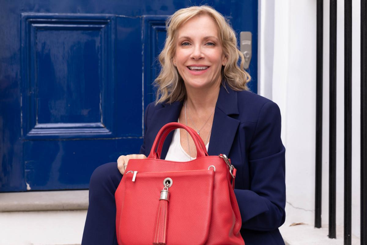 """""""Make sure you love what you do and whatever anyone tells you keep trying, keep pushing on. Don't give up!"""" Sarah Haran shares business tips with @BritainWithLove http://bit.ly/2LABNjG #WomeninBusiness"""