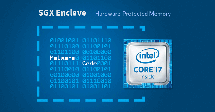 "Researchers find a way to implant ""super stealthy malware"" on #Intel processors by abusing its own hardware-based memory #encryption feature, i.e. SGX Enclaves, designed to protect sensitive data even if a system gets compromised  Read→ https://thehackernews.com/2019/02/intel-sgx-malware-hacking.html …  —by @Swati_THN"