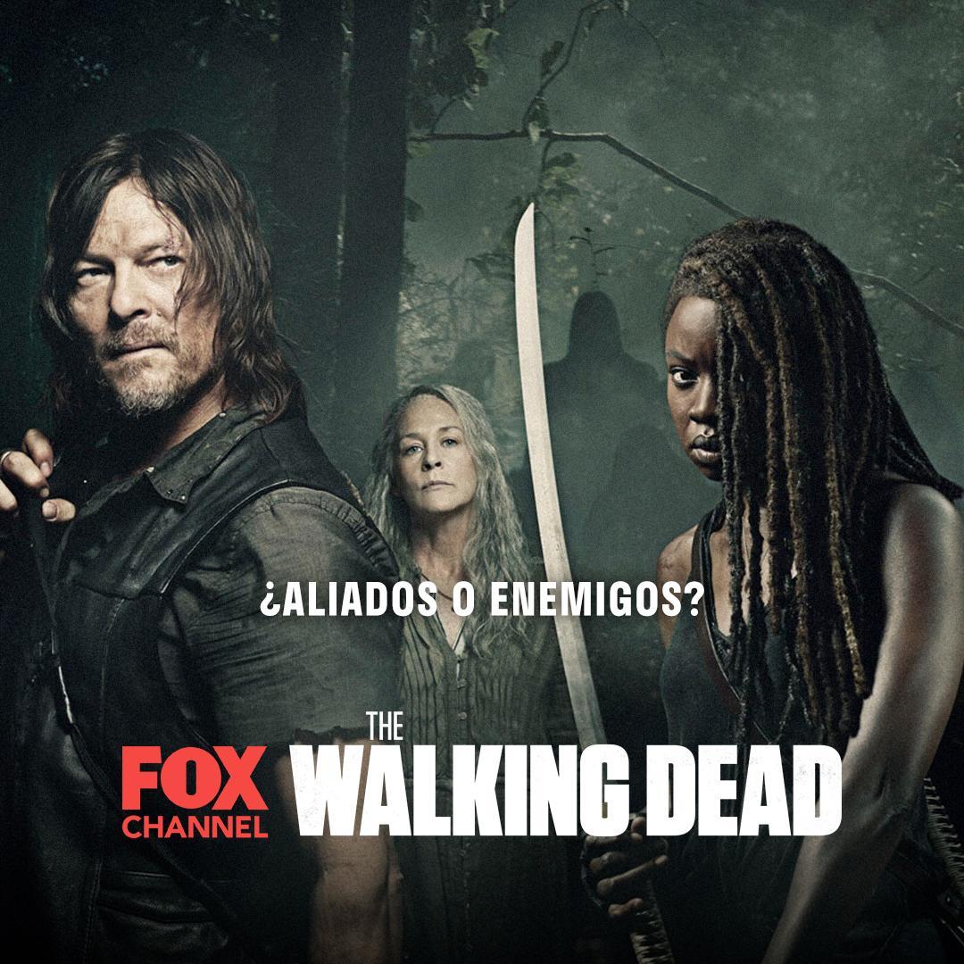 FOX Channel's photo on #TWD9enFOX