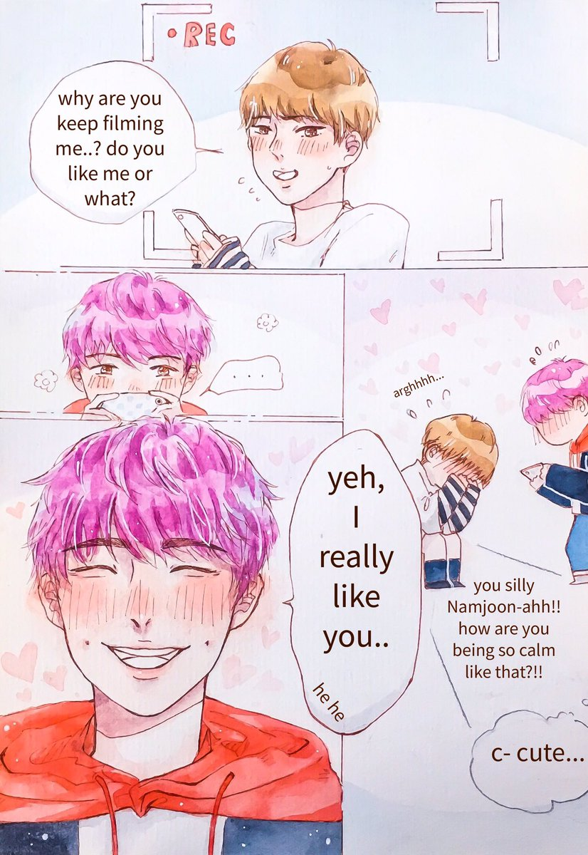 on mood #TimelessSpringday I have something for   #ValentineNamjin19 #KissAnniversary #Namjin #랩진 #몬진 #ナムジン   Hope you guys like this <br>http://pic.twitter.com/UHWq5uaRXU