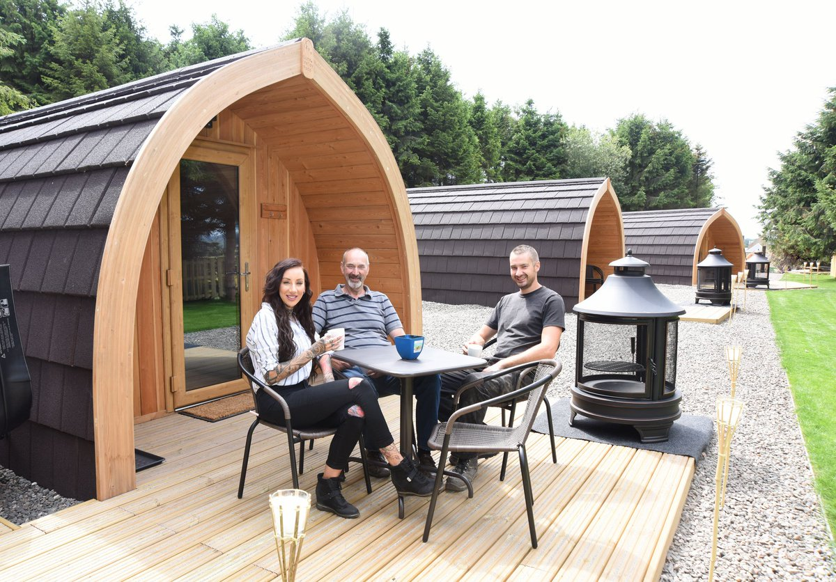 Glamping site Kersebrock Kabins received support from the @bgateway Falkirk to develop their business plan & assist with cash flow projections. To find out more read our case studies https://goo.gl/vbGNHw #BusinessFalkirk #advice #connectwithus @kvfleader  @landsp
