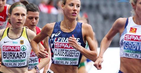"""Ophélie Claude-Boxberger (8'59""""57) et Cynthia Anaïs (2'01""""75) ont respectivement amélioré leur record personnel sur 3000 m et 800 m au Meeting Féminin du Val d'Oise 2019 à Eaubonne mardi soir ! #athlétisme  👉 https://stadion-actu.fr/meeting-elite-du-val-doise-claude-boxberger-et-anais-en-evidence/…"""