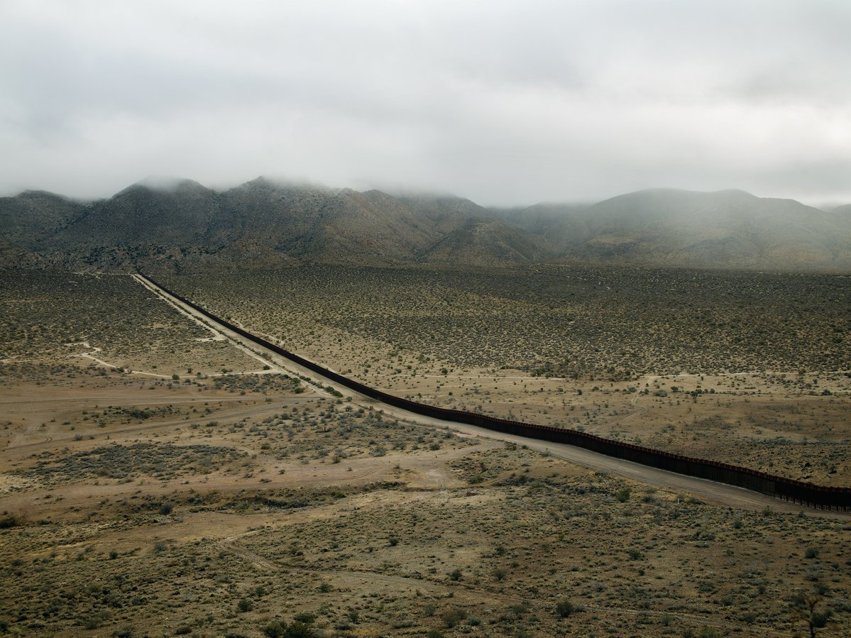 """""""The deserts of Arizona and California are many things to many people, and they are also certainly graveyards, landscapes now defined by human remains"""" —Josh Kun on Documenting the Weaponization of Water Along the U.S.–Mexico Border. http://ss1.us/a/6XJTQHIX"""