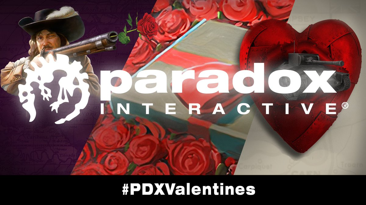 Paradox Interactive on Twitter: